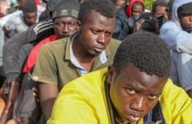 लीबया के अप्रवासी