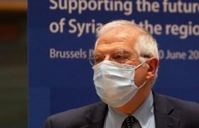 सीरिया के भविष्य को समर्थन देने के लिए वर्चुवल सभा