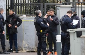 फ्राँस की पुलिस