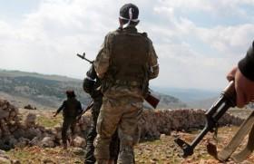 तुर्की सीरिया संघर्ष